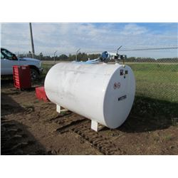 "300 GALLON ""WESTEEL"" FUEL TANK"
