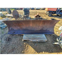 8' DOZER BLADE, COMES WITH ANGLE FOR FRONT END LOADER