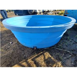 ROUND POLY WATER TROUGH, 7' DIAMETER