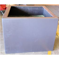 "Extra-Large Square Planter Box 47"" x 47"" x 36""H"