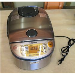 Zojirushi Induction Heating Rice Cooker Model NP-HCC10