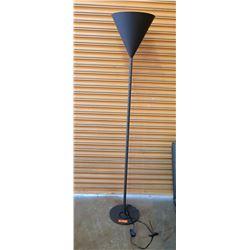 "Tall Natuzzi Floor Lamp, 75""H"