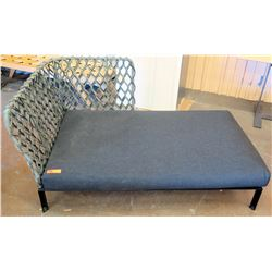 """B&B Italia Outdoor Upholstered Chaise Lounge (seat 59""""L x 36""""W)"""