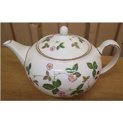 Wedgwood Bone China Teapot