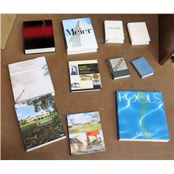 Qty 11 Misc. Design & Architecture Books