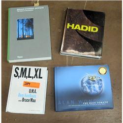 Qty 4 Misc. Books