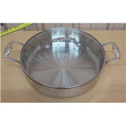 Cuisinart Cooking Pan w/ Glass Lid