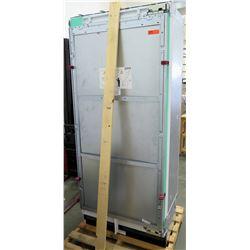 """Unused Miele 36"""" SDR Refrigerator/Freezer, Model CIR36M1IR1"""