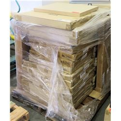 Pallet of Ripiano Shelving, Model RIF-410 Waiea Master Closet Shelving
