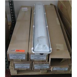 Pallet Multiple Boxes Columbia Lighting Fixtures Model XEM4-232-RA-EPU