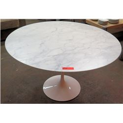 "Knoll Studio Executive Saarinen Round Table 47"" Dia"