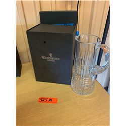 Waterford Crystal 'Lismore Diamond' Pitcher, Poland (MSRP $250)