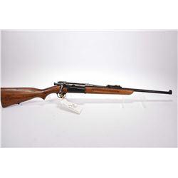 "Krag Jorgensen Model 1898 6.5 x 55 Cal ? Sporterized Bolt Action Rifle w/ 21 1/2"" bbl [ fading blue"