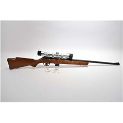 "Marlin Model 25 MN .22 Win Mag Cal Mag Fed Bolt Action Rifle w/ 22"" bbl [ blued finish, barrel sight"