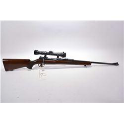 """Czech Mauser Model VZ 24 .8 MM Mauser Cal Bolt Action Sporter Rifle w/ 23 1/2"""" bbl stepped barrel ["""
