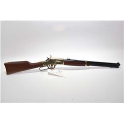 """Henry Repeating Arms Model Big Boy .44 Rem Mag / .44 Spec Cal Tube Fed Lever Action Rifle w/ 19 3/4"""""""