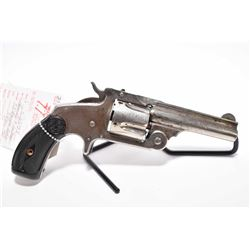 Prohib 12 - 6 - Smith & Wesson Model 38 Double Action 2nd Model .38 S & W Cal 5 Shot Revolver w/ 83