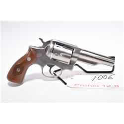 Prohib 12 - 6 - Ruger Model Speed - SIx .357 Mag Cal 6 Shot Revolver w/ 102 mm bbl [ stainless finis