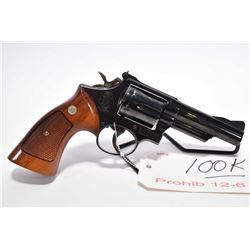Prohib 12 - 6 Smith & Wesson Model 19 - 3 .357 Mag Cal 6 Shot Revolver w/ 102 mm bbl [ appears v - g