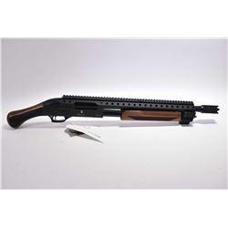 "Yagan Radelli Arms Model PX 110 .12 Ga 3"" Pump Action Shotgun w/ 15"" bbl [ appears as new in origina"