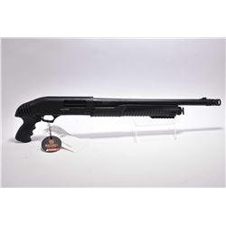 "Balikli Makarov Model AS - 42 .12 Ga 3"" Pump Action Shotgun w/ 16"" bbl w/ muzzle break, and screw in"