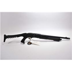 "Balikli Makarov Model SA - 42 .12 Ga 3"" Pump Action Shotgun w/ 16"" bbl w/ screw on muzzle break [ ap"