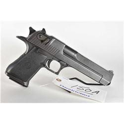 Restricted Handgun - IMA ( lsrael Military Industries ) Model Desert Eagle .44 Mag Cal 8 Shot Semi A
