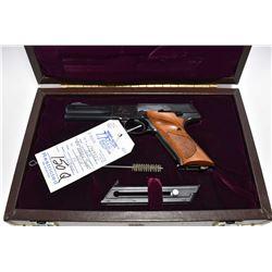 Restricted Handgun - Colt Model Woodsman Match Target .22 LR Cal 10 Shot Semi Auto Pistol w/ 114 mm