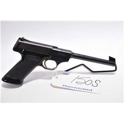 Restricted Handgun - Browning Model Challenger .22 LR Cal 10 Shot Semi Auto Pistol w/ 172 mm bbl [ b