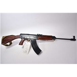 "CZ Model 858 Tactical 2 7.62 x 39 Cal Mag Fed Semi Auto Rifle w/ 18 1/2"" bbl [ flat grey finish, bar"