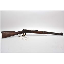 Winchester Model 94 .30 WCF Cal Lever Action Saddle Ring Carbine w/ 20  bbl [ fading blue finish tur