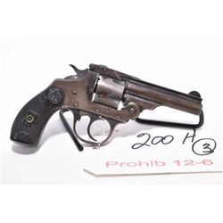 Lot of Three Prohib 12 - 6 Handguns - Forehand & Wadsworth Model British Bulldog .44 Webley Cal 5 Sh