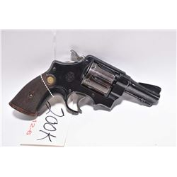 Prohib 12 - 6 - Smith & Wesson Model 455 Mark II Hand Ejector 2nd Model .455 Rev Cal 6 Shot Revolver