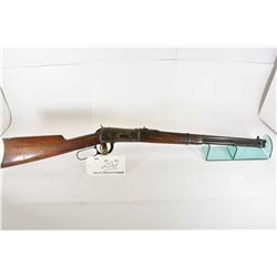 """Winchester Model 1894 .30 WCF Cal Lever Action Saddle Ring Carbine w/ 20"""" bbl [ fading blue finish w"""