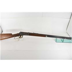 """Winchester Model 1894 .38 - 55 Cal Lever Action Rifle w/ 26"""" bbl [ blued finish starting to fade and"""