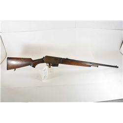 "Winchester Model 1905 SL .351 SL Cal Mag Fed Semi Auto Rifle w/ 22"" bbl [ fading blue finish turning"