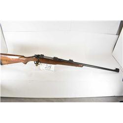 """BRNO Model ZKK 206 .458 Win Mag Cal Bolt Action Rifle w/ 25"""" bbl [ appears v - good, few slight mark"""