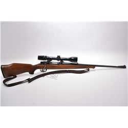 "Husqvarna Model H - 5000 .7 MM Rem Mag Cal Bolt Action Rifle w/ 22 1/2"" bbl [ blue finish starting t"