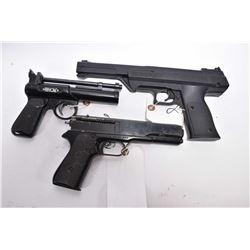 Lot of Three Items : Webley & Scott Model Jr Mark MK II Pellet Pistol - Daisy Model 228 BB Pistol -