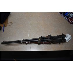 Lot of Two Items : Lee Enfield ( Lithgow ) Model No. 1 Mark III* .303 Brit Cal Barrel Action w/ bolt