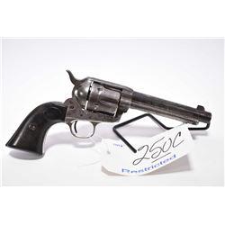 Restricted Handgun - Colt Model 1873 Single Action Army 1 St Generation .45 Colt Cal 6 Shot Revolver