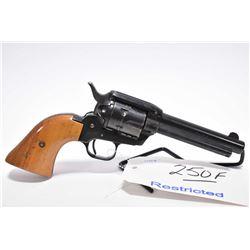 Restricted Handgun - Herbert Schmidt Model 21 .22 LR Cal 6 Shot Revolver w/ 121 mm bbl [ blued finis