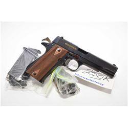 Restricted Handgun - Star Model Super .9 MM Luger Cal 8 Shot Semi Auto Pistol w/ 127 mm bbl [ blued