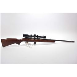 """Cooey Model 64 .22 LR Cal Mag Fed Semi Auto Rifle w/ 20 1/2"""" bbl [ blued finish starting to fade, ba"""