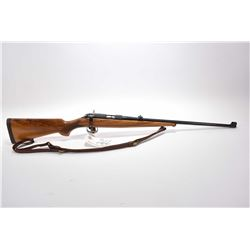 "BRNO Model 5 .22 LR Cal Mag Fed Bolt Action Rifle w/ 22 3/4"" bbl [ blued finish, barrel sights, inte"
