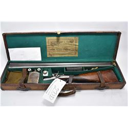 Army & Navy Co - Operative Society Ltd ( London ) Model Side By Side Hammer .12 Ga K Quality Side by