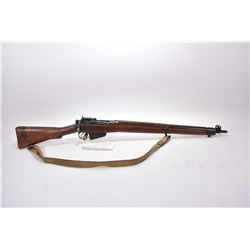Lee Enfield ( Long Branch Dated 1942 ) Model No. 4 Mark 1* .303 Brit Cal Full Wood Military Mag Fed