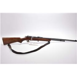 "Cooey Model 60 .22 LR Cal Tube Fed Bolt Action Rifle w/ 24"" bbl [ fading blue finish, barrel sights,"
