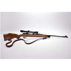 "Husqvarna Model ? .270 Win Cal Bolt Action Rifle w/ 24"" bbl [ blued finish, barrel sights, also fitt"