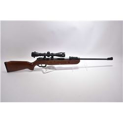 "Winchester by Daisy Model 500 .177 Pellet Cal Pellet Rifle w/ 17 1/4"" bbl [ blued finish, glo thru b"